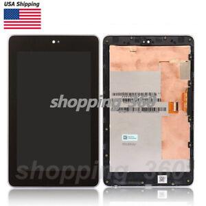 US Asus Google Galaxy Nexus 7 Tablet LCD Screen Display Touch Screen Digitizer