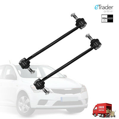FOR AUDI A3 03-10 FRONT STABILISER ANTI ROLL SWAY BAR DROP LINKS PAIR