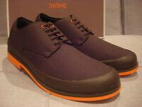 Swims Men's Harry Derby Brown Orange Shoes Size 9 - Brand -