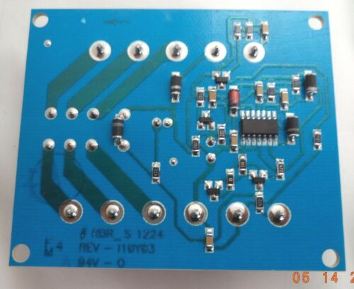 P//N RBR1224 ALTRONIX® 12//24VDC ELECTRONIC TOGGLE//RATCHET RELAY MODULE