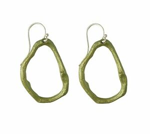 Driftwood-Earrings-by-Michael-Michaud-3053BZ