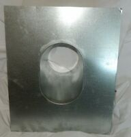 Selkirk Rv Gas Vent Adjustable Roof Flashing 4rv-af Adj 4 Type B 0015511