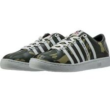BAPE K-Swiss x AAPE Classic 66 Men's Shoes A Bathing Ape Camo /White US Size 11