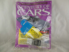 A Century of Cars no.57 Ford Taunus 17M in Silver with Box & Magazine Sealed