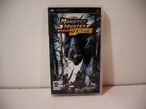 Monster-Hunter-Freedom-Unite-MHFU-Playstation-Portable-PSP-Sony-Pal-Euro-Fr