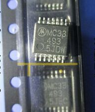 5pcs Mc33493dtb Ic Rf Transmitter Uhf 14 Tssop 33493 Mc33493