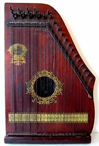 African Zither