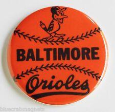 Baltimore Orioles FRIDGE MAGNET oriole bird hat jersey