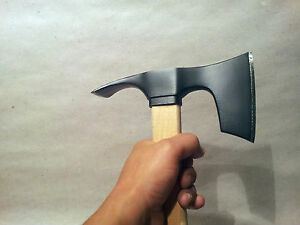 CAMPING-BEARDED-HATCHET-AXE-COMBINED-WITH-ADZE-BLADE-BUSHCRAFT-TOOL