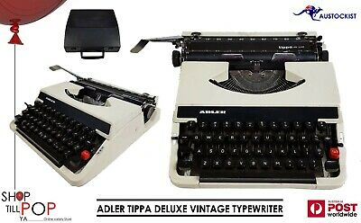 Typechoice de luxe IMC DIN2103  Black Antique Old Typewriters Ribbons Spools