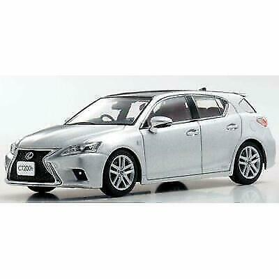 Lexus Ct200h F Sport For Sale >> Kyosho Original Ks03656ps2 Lexus Ct200h F Sport Platinum Silver Metallic 1 43 For Sale Online Ebay