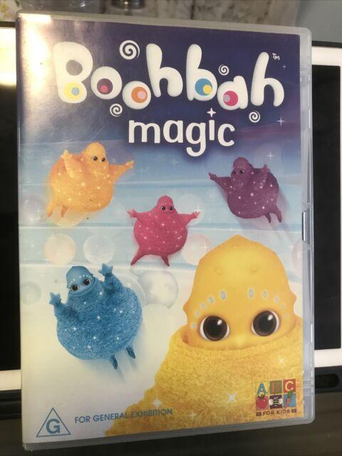 Boohbah Magic Dvd ABC Kids Booh Bah
