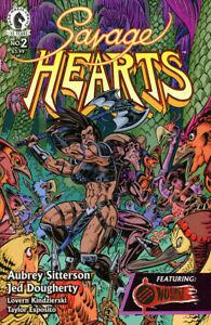Savage Hearts #2 (of 5) Comic Book 2021 - Dark Horse