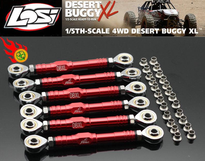 GTB Racing steering tie rod for Losi DBXL