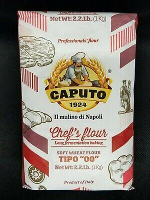 Antimo Caputo Chef's Flour Italian Double Zero 00 Pizza ...