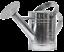1.8L Or 9L Holman GALVANISED WATERING CAN Two Handles *Australian Brand