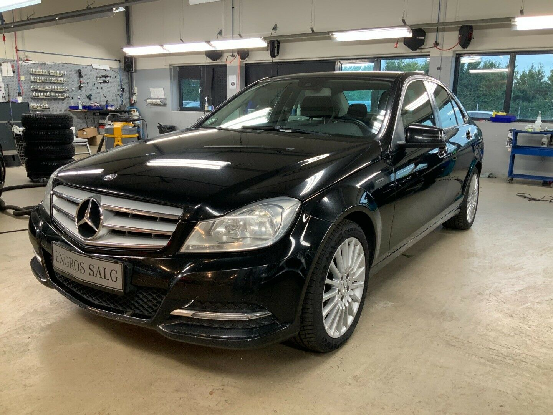Mercedes-Benz C220 2,2 CDi BE