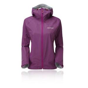 Atomic Blue Hoody Waterproof Montane Hooded Outdoor Top Womens Zip Jacket nPFHFC