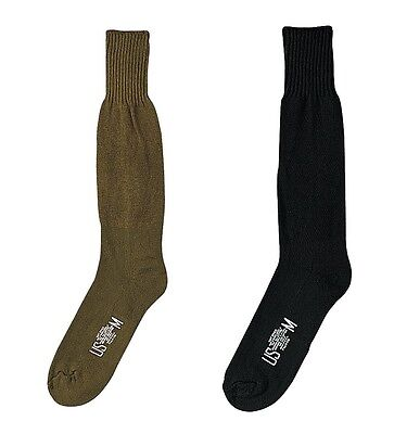 G.I. Type Cushion Sole Socks (Pair)