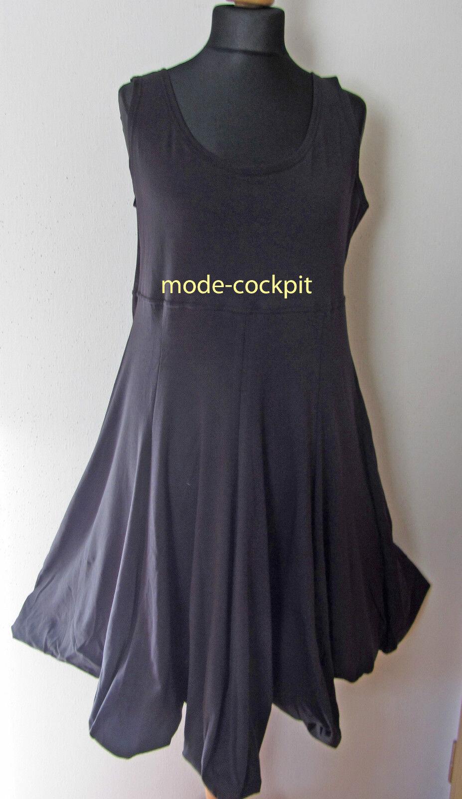 BORIS INDUSTRIES Traum Traum Traum Ballon Kleid Lagenlook Baumwolle schwarz Punkte (4)46 | Speichern  |  Neuer Markt  | Hohe Qualität und geringer Aufwand  073011