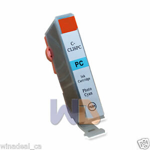 1-Photo-Cyan-CLI-8-Ink-Cartridge-CLI-8PC-CLI-8-WITH-NEW-CHIP-for-Canon-MP950