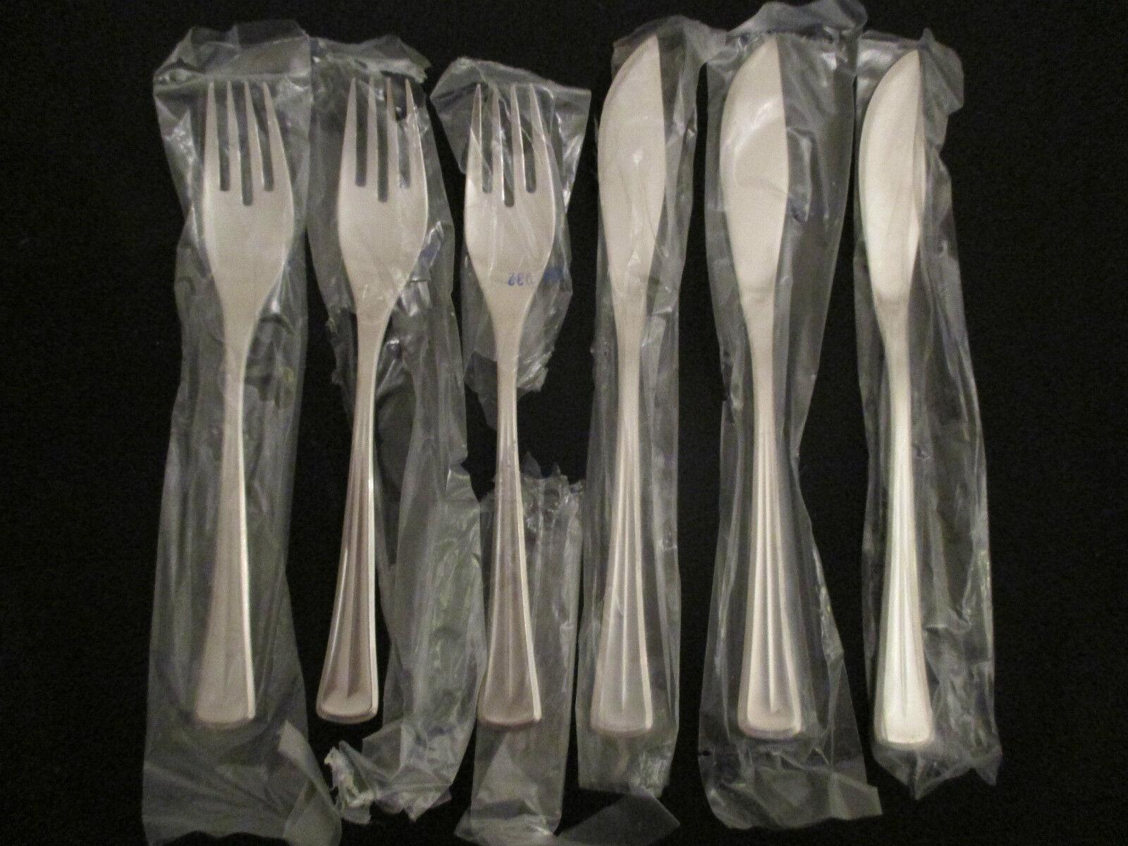 Wmf nouveau griefs poisson couverts Cromargan 6 pièces 3 poisson Couteau 3 poisson fourche note 1