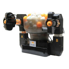 Double-end Ping Pong/Table Tennis Robots Ball Machines Automatic Ball Machine