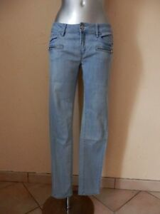 07ae4591238 The Kooples - Skinny Jeans - Light blue - T.W29 either 39fr ...