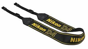 Nikon-Neck-Strap-AN-DC7-for-Single-Lens-Reflex-Camera-D4-NEW-from-Japan-F-S