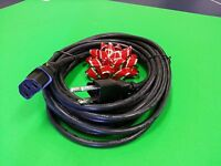 25ft Samsung Plasma/led/lcd Tv 3-prong Ac Power Cable Cord e005-25