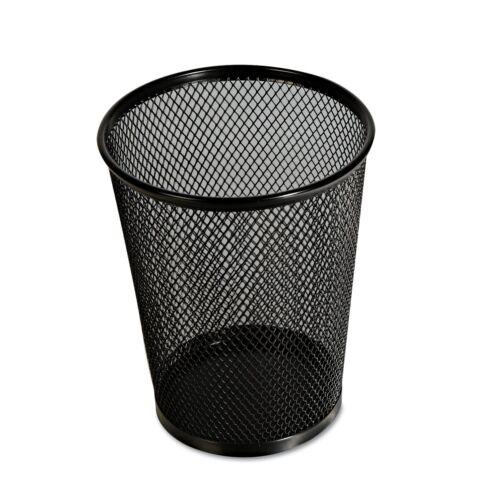 Universal Jumbo Mesh Pencil Cup Holder Black