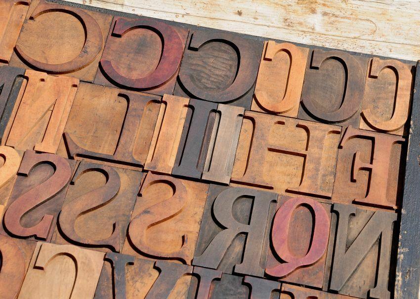 HOLZLETTER 113 mm 1 Letter zur Auswahl Holzbuchstabe Lettern Holzbuchstaben