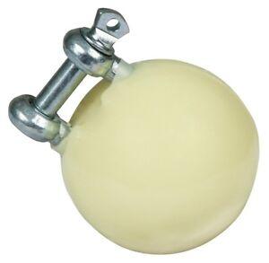 Ø 75mm Beißball Ferkelball Ball Beißkugel für Ferkel und Schweine Ø 55mm