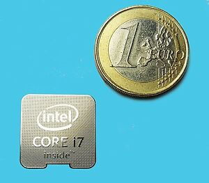 INTEL-CORE-i7-METALISSED-CHROME-EFFECT-STICKER-LOGO-AUFKLEBER-18x18mm-684