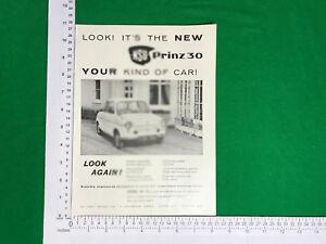 NSU-PRINZ-30-Vintage-Pub-de-1960