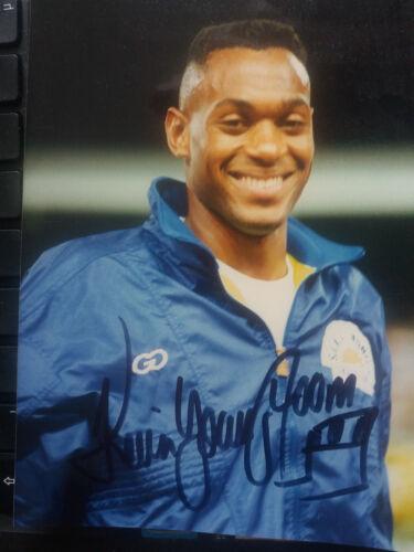 Kevin  Young   USA  Olympiasieger in  Barcelona 1992  über  400  Meter Hürden