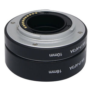 Meike PAF3A Metal Automatic Macro Extension Tube for Panasonic Olympus Camera - <span itemprop=availableAtOrFrom>Portsmouth, United Kingdom</span> - Returns accepted - Portsmouth, United Kingdom