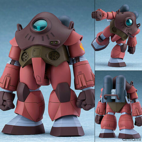 Fang of the Sun Dougram COMBAT ARMORS 1//72 Soltic H404S Mackerel Plastic Model
