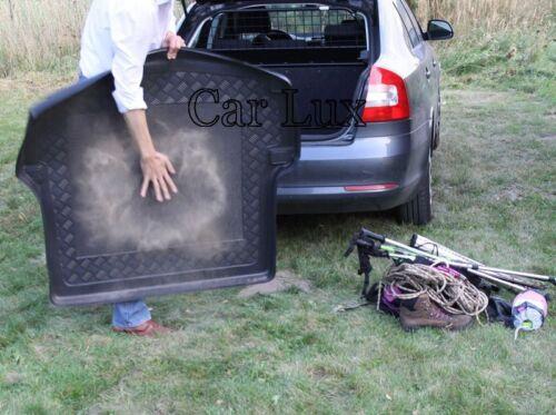 tapis coffre Alfombra cubeta protector maletero PREMIUM VW Sharan II desde 2010