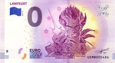 95 NEUVILLE-SUR-OISE Lanfeust, N° de la 5ème liasse, 2018, Billet 0 € Souvenir