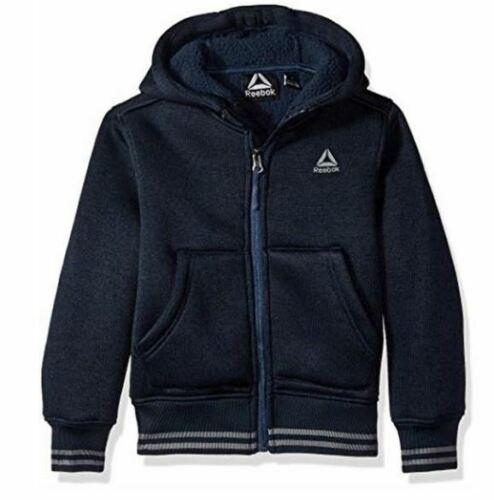 Reebok Boys Toddler Active French Rib Fleece Jacket