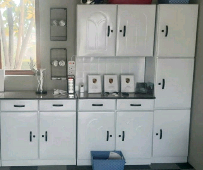 Kitchen Cupboards Steel 3 Piece New Higgovale Gumtree Classifieds South Africa 839412170