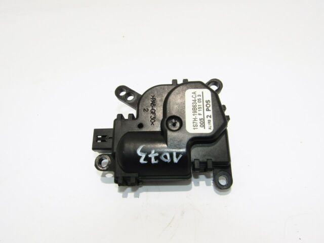 Ford Fiesta 2005 1s7h-19b634-ca Stellmotor Klima Heizung heater flap actuator