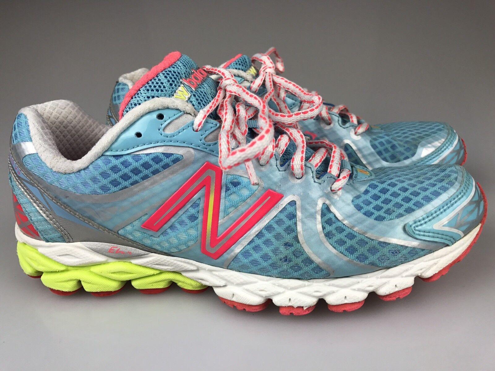 New Balance Womens 870 V3 Mesh Revlite Pink Running Cross Training shoes 6.5 B