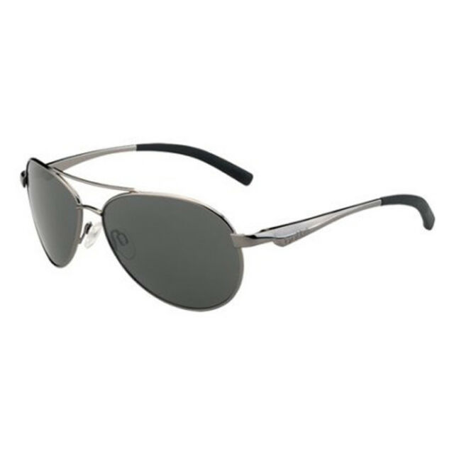 f04ffd0d5e Bolle Men s Cassis 12096 Shiny Gunmetal Fashion Polarized Sunglasses ...