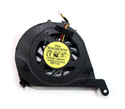 Toshiba Satellite L750-1DX L750-1E2 L750-1E5 L750-1E8 Compatible Laptop Fan