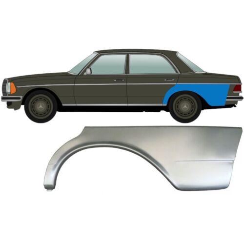 Links Mercedes W123 Limo 1975-1985 Hinten Kotflügel Reparaturblech