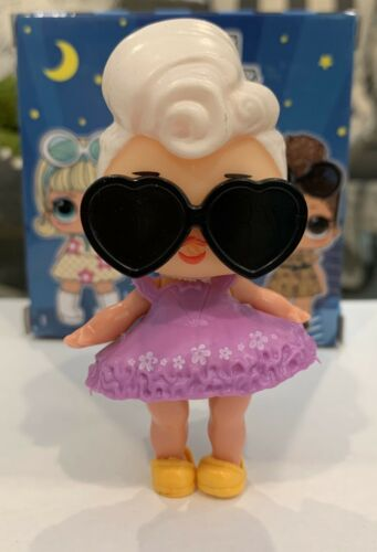 Collectible BIY LOL Surprise Toy Doll Glitter Dolls Imitation to MGA Ent