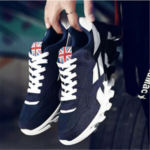 MENS-SHOCK-ABSORBING-RUNNING-TRAINERS-CASUAL-LACE-UP-GYM-WALKING-SHOES-PLUS-SIZE