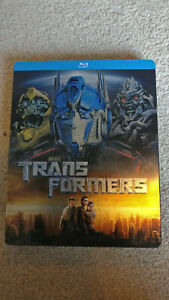Transformers blu-ray steelbook